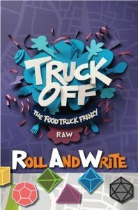Truck Off Food Truck Frenzy Roll and Write