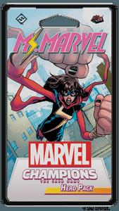 Marvel Champions LCG: Ms. Marvel