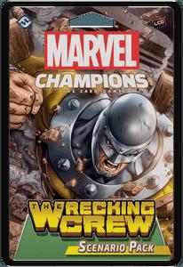 Marvel Champions LCG: Wrecking Crew