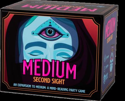 Medium: Second Site