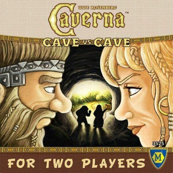 Caverna Cave VS Cave