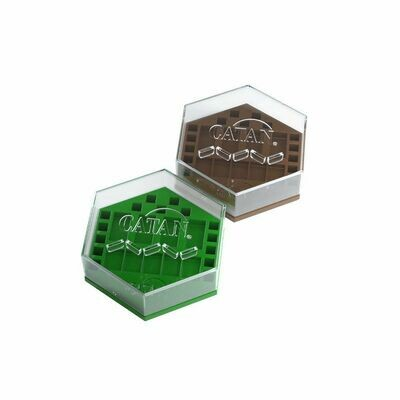Catan Accessories: Hexadocks Extension Set