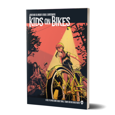 Kids on Bikes RPG: Core Ruleboook