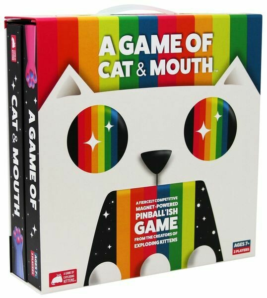 A Game of Cat and Mouth