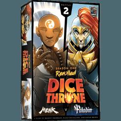 Dice Throne: S1 - Box 2 - Monk vs. Paladin