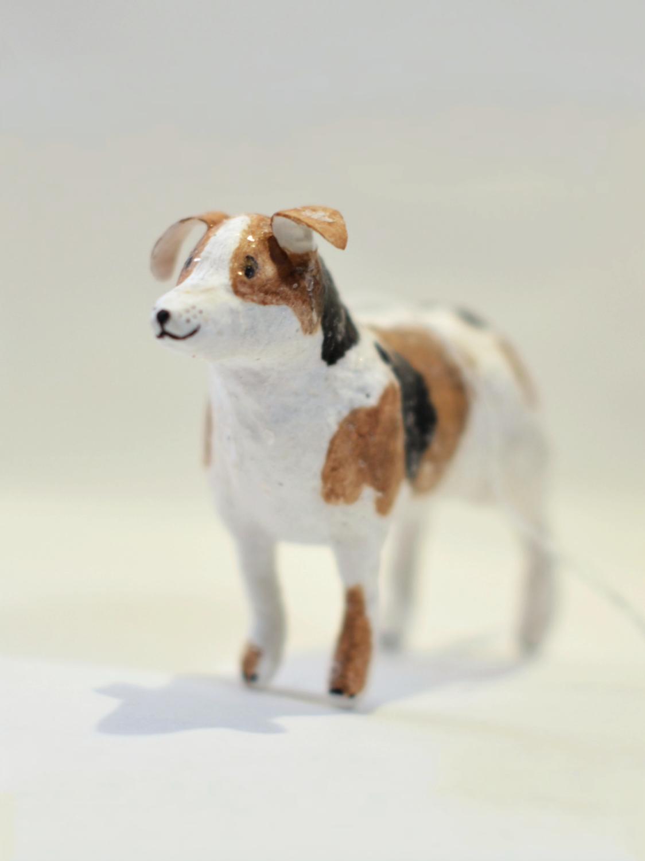 Ёлочная игрушка Собака