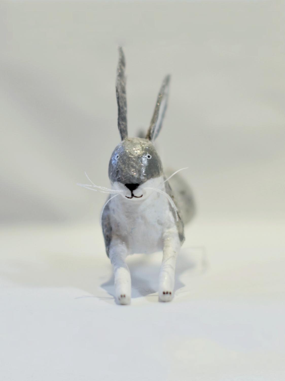 Ёлочная игрушка Заяц