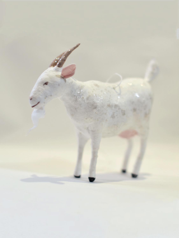 Ёлочная игрушка Коза