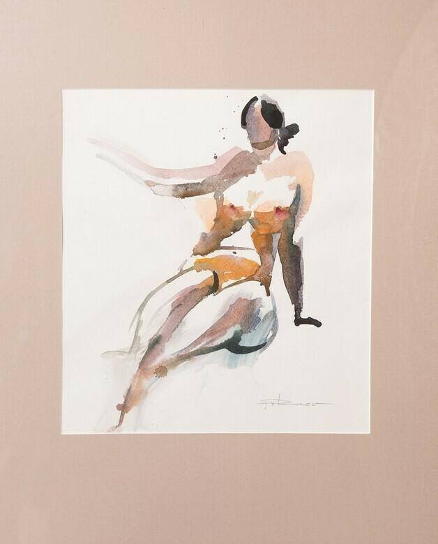 Nude Gallery. Наброски с обнаженной натуры