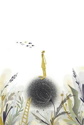 Весенняя открытка Seasons