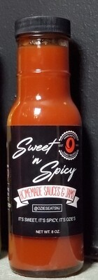 Ms. Peppers BBQ Sauce