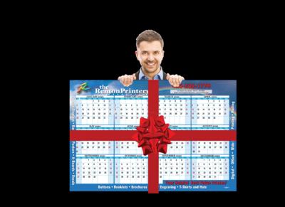 FREE Renton Printery Calendar
