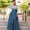 African Print Oseme Skirt