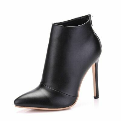 Standing Tall Ankle Boots
