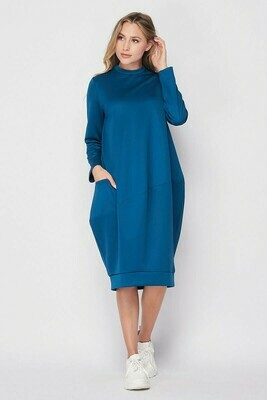 It's The Weekend Jersey Style Dress