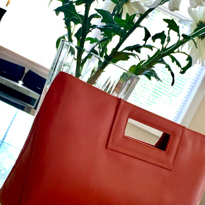 Stella Casual and Classy Leather Clutch