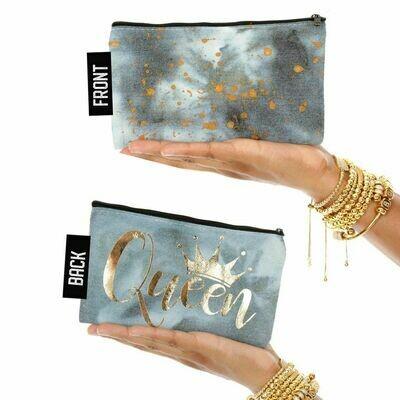 Queen Accessories Inspirational Pouch
