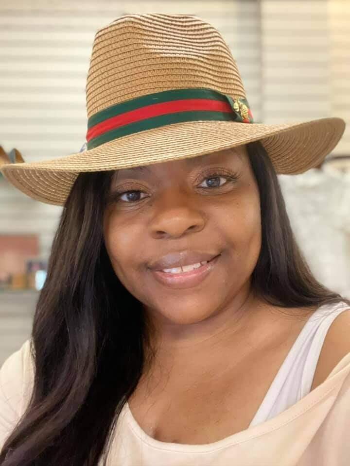 Women Gucci Inspiration Fedora Hats