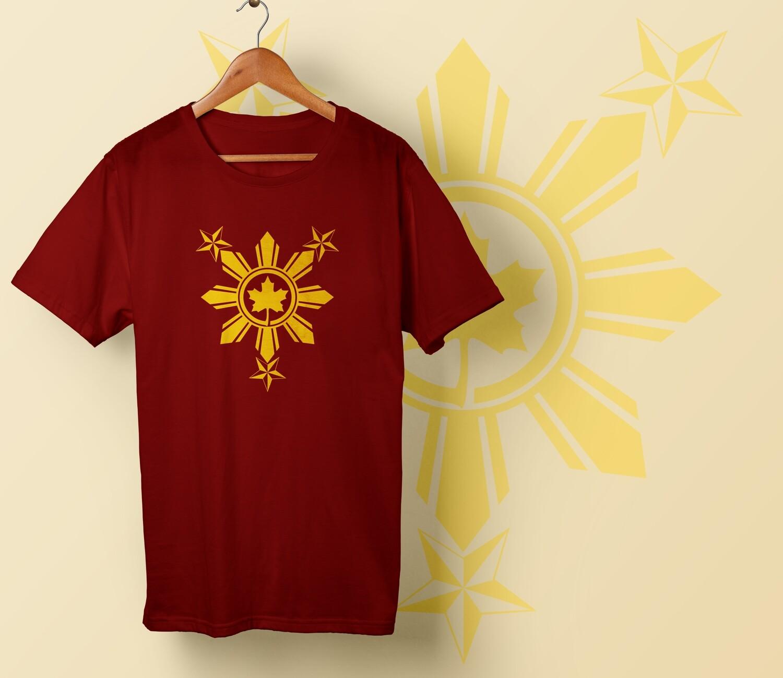 Tshirt - Sun Star Maple (Free Shipping)