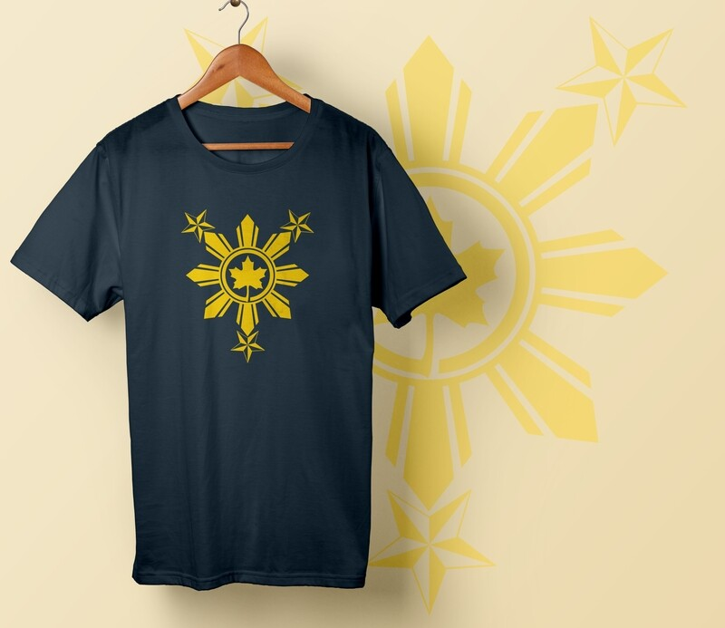 Tshirt - Sun Star Maple