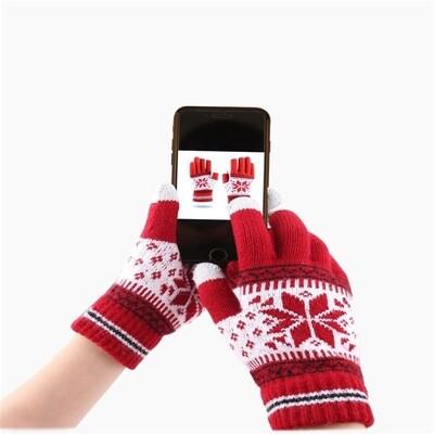 TouchScreen Gloves or e-tip Gloves