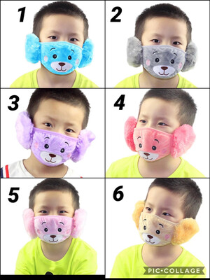 Earmuff with Facemask