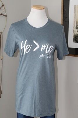 HE > MEE T-Shirt