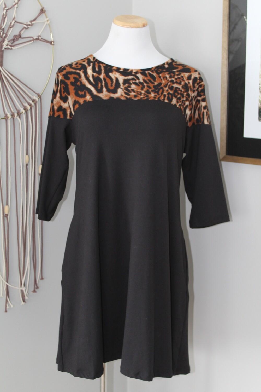 Yelete Top #055 leopard