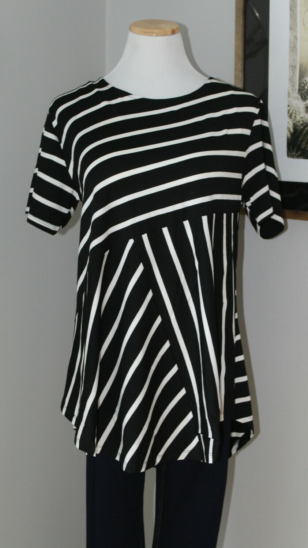 Yelete PS SS Striped Tunic