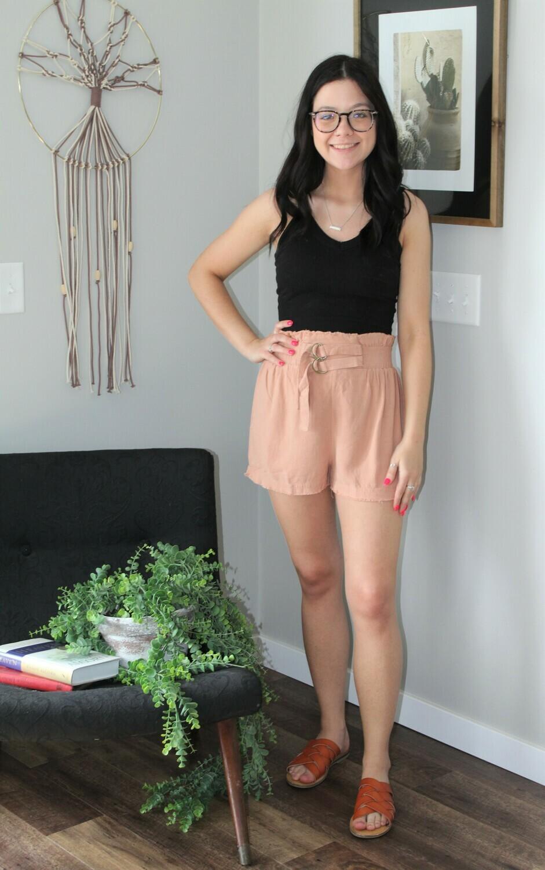 Umgee Linen Shorts