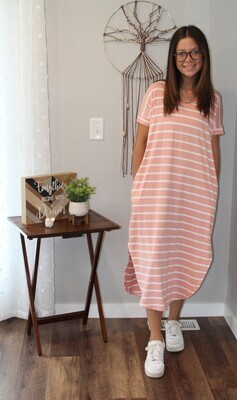 Yelete Str Midi Dress