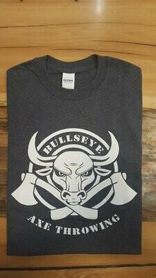 Bullseye Logo T-Shirt - Grey