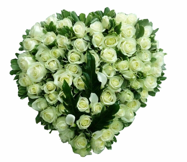 Composition Florale Coeur