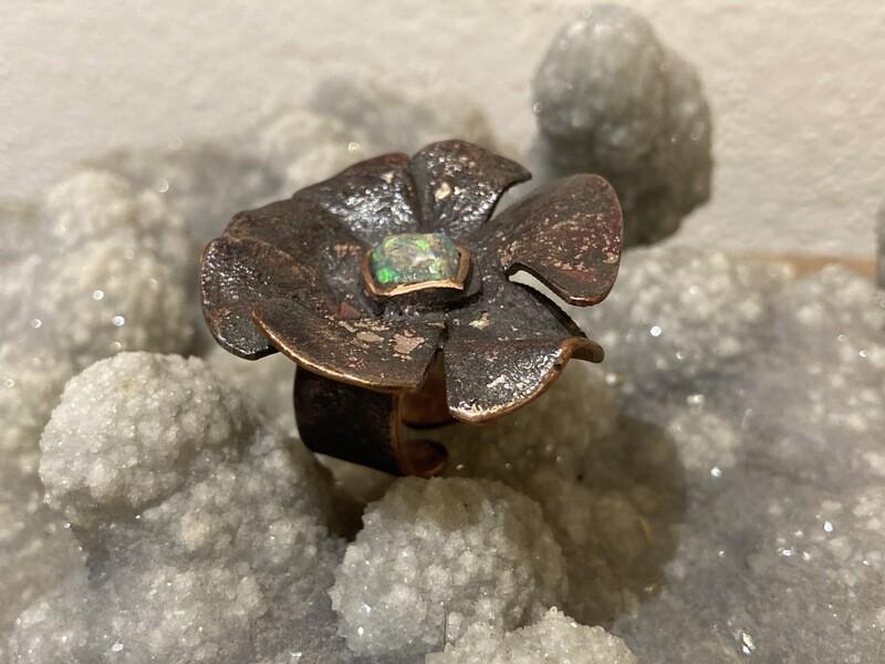 Flower Opal