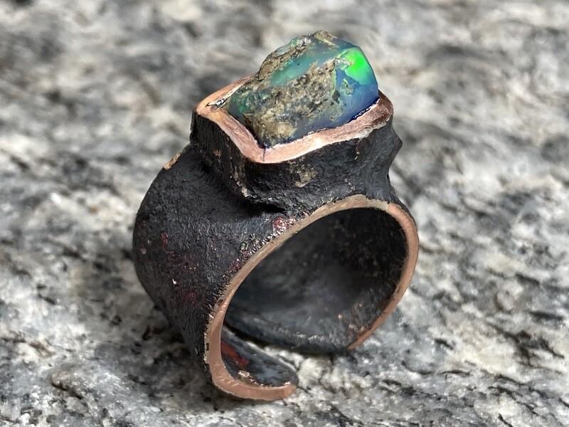 Opale semi/grezzo
