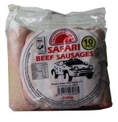 Beef Safari Sausage 500g