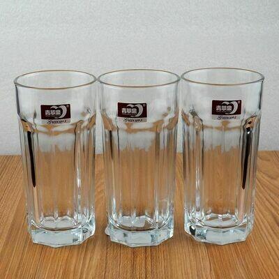 Deli 6Pcs High Quality  Spiral Glass
