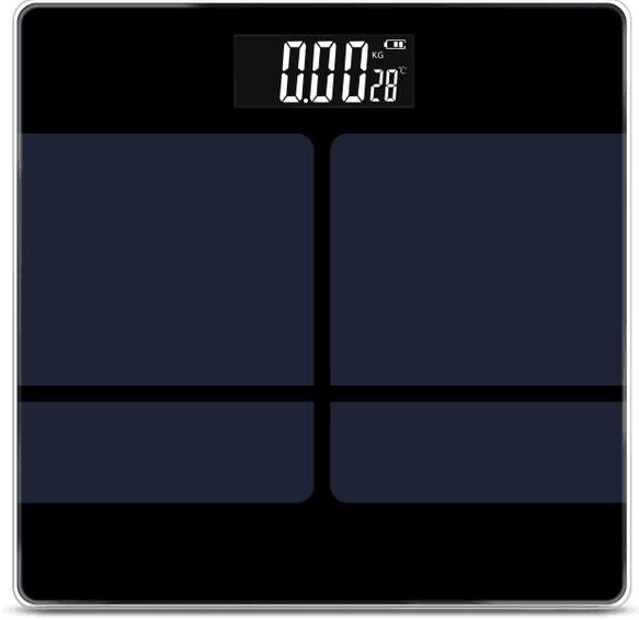 Blue Digital Body Scale 180kg