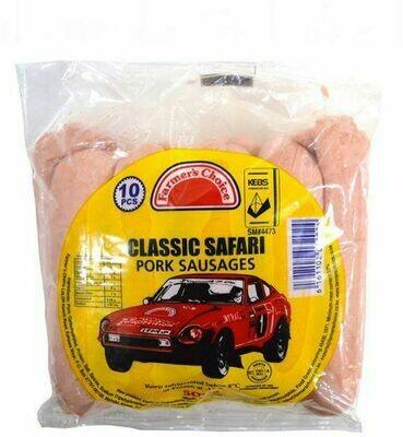 Classic Pork Sausage 500g