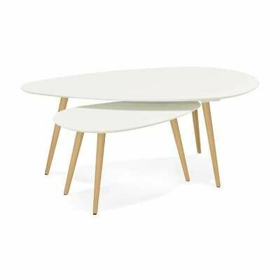 MARIGOLD 2 piece Nesting  coffee table
