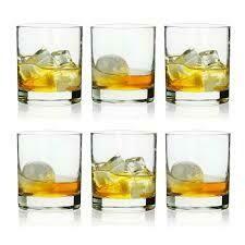 Nice one whiskey Glasses-6 piece set