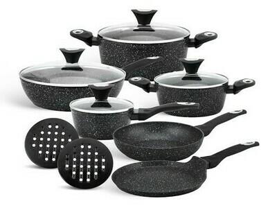 12 Pcs Edenberg Cooking Set