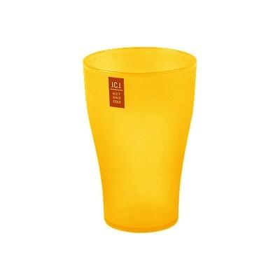 390 ML Orange  Drinking Cup