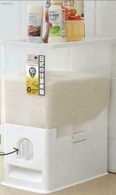 Rice Dispenser 10kgs
