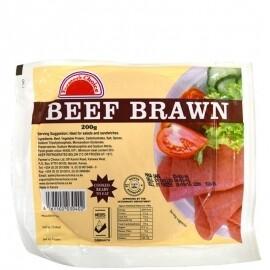 Beef Brawn Sliced 250g