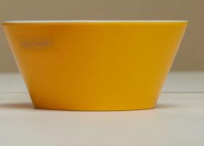 Yellow  Rosti Mepal Conix Bowl 250ML