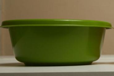 Green Click Round Bowl 20CM