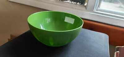 Milano Green  Click  Round Bowl