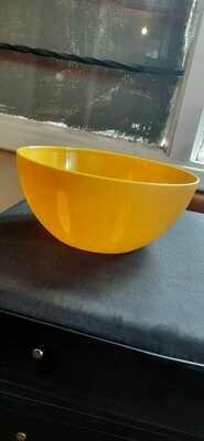 Milano Mustard Click  Round Bowl