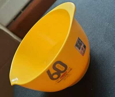 Yellow Rosti Margrethe Mix Bowl 350ML